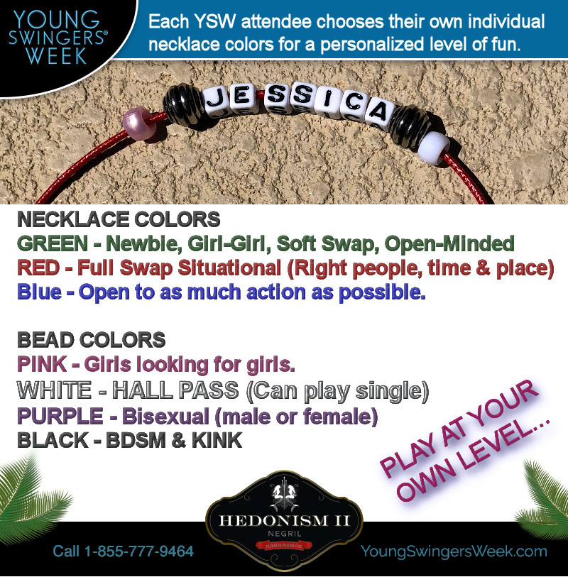 YSW Bead Colors