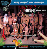 March 2016 Fetish Night