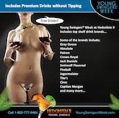 Free Premium Drinks
