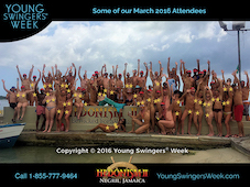 Young Swingers March 2016