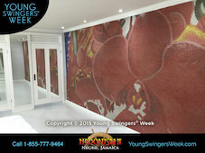 Mural in Room