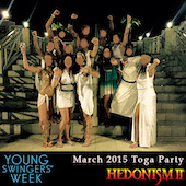 Toga Night March 2015