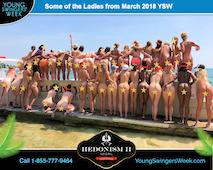 March 2018 YSW Ladies